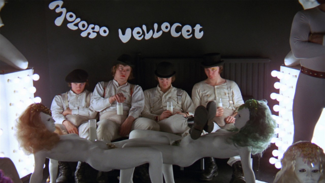 A Clockwork Orange Still