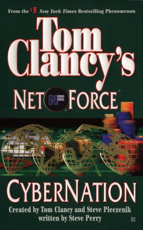 Netforce cover